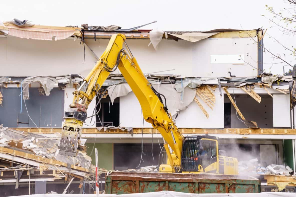 demolicion de edificios malaga