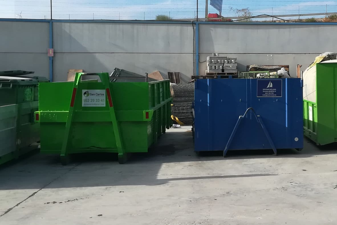 empresa de contenedores malaga