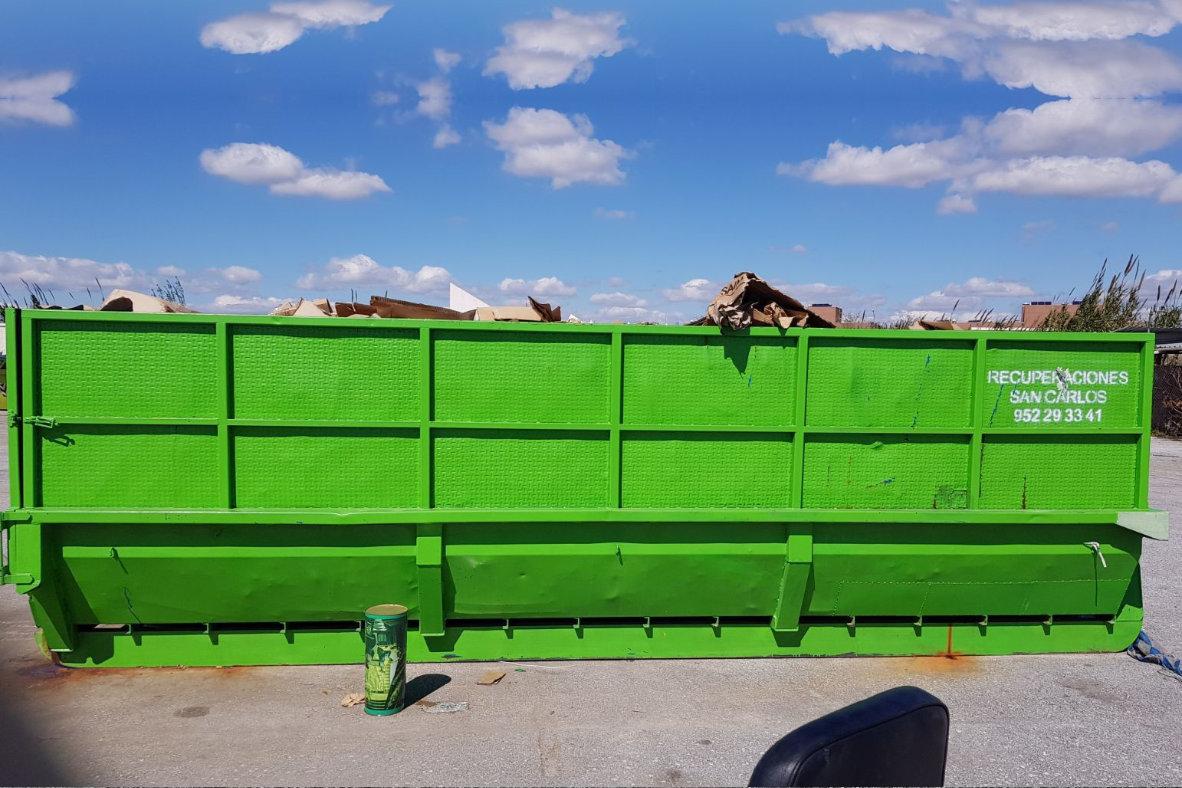 reciclados malaga